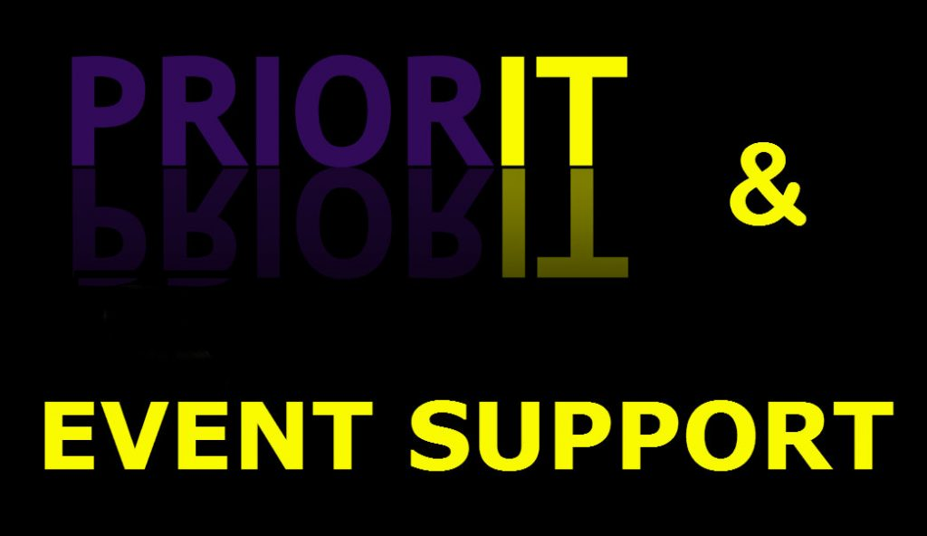 PriorIT en Event Support car 16 9